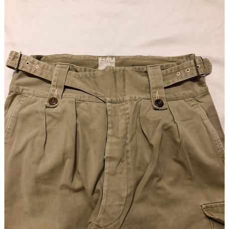 "1959 Royal Australian Army Issue ""Grukha"" Trousers"
