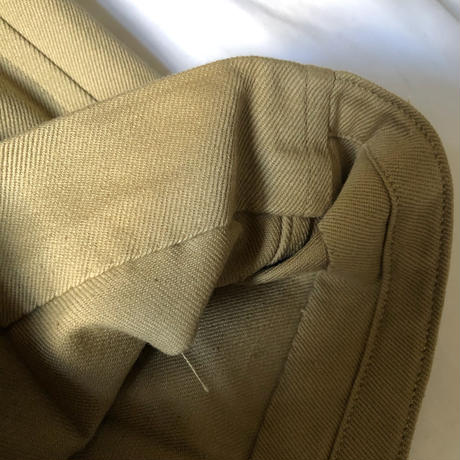 Early50's French Army M52 Chino Trousers Early Model Dead Stock/1