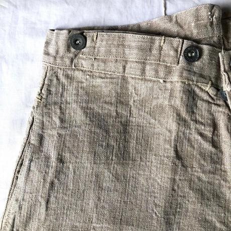 1912's (Pre WW1) French Military Bourgeron Pants