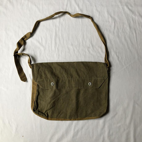 40's French Army Musette Bag  Dead Stock