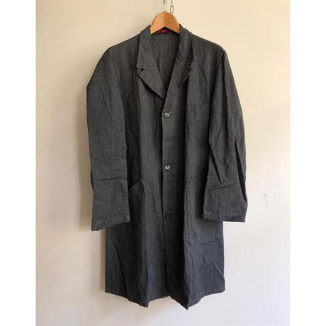 """50's  Salt&Peppaer Atelier Coat Dead Stock Made from """"Robur"""""""