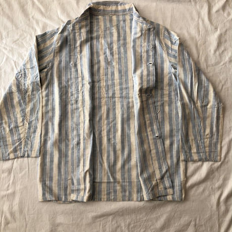 "1945 British Prisoner(For Prison Camp?)  Sleeping Jacket.Dead Stock ""Before Wash"""