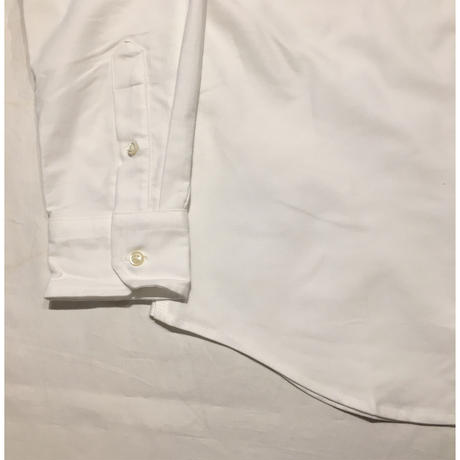 TRIPL STITCHED Classic Button Down White