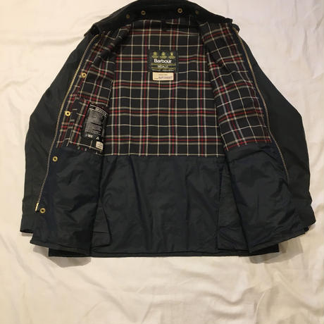 "80's〜90's 3Crest Barbour Old ""BEDALE"" 40"