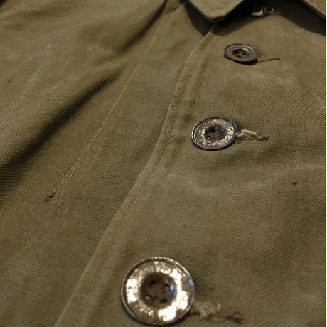 "30's〜40's French Military Issue  ""Bougeron"" Jacket"