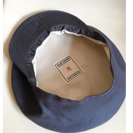 "OLD TOWN Canvey Cap ""Exclusive Model"" Grey Shirt Drill"