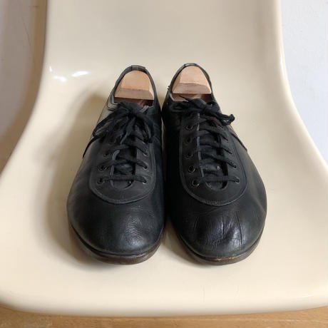 "60's〜70's West Germany Military Issue ""Black German Trainer"""