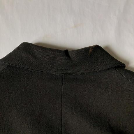 〜Later1930's Black Wool Sack Jacket