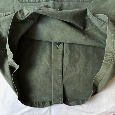 1960's British Cadet Forces Windproof Smock Size4