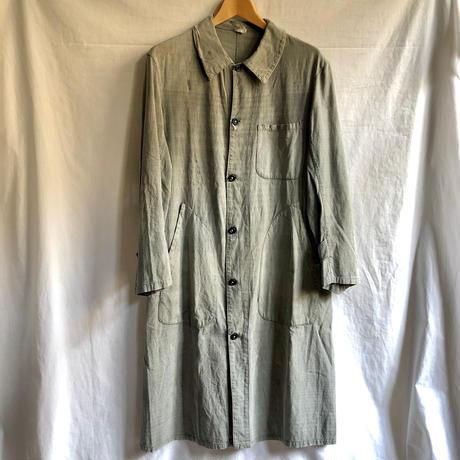40's Light Chambray Work Coat