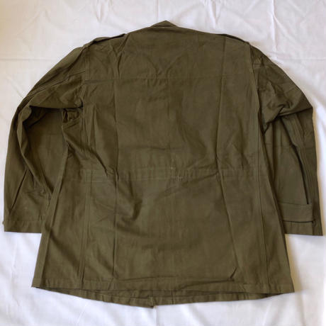 "60's French Army M47 Field Jacket Dead Stock 26 ""Before Washed"""