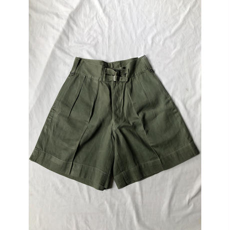 Royal Army Jungle Shorts/2