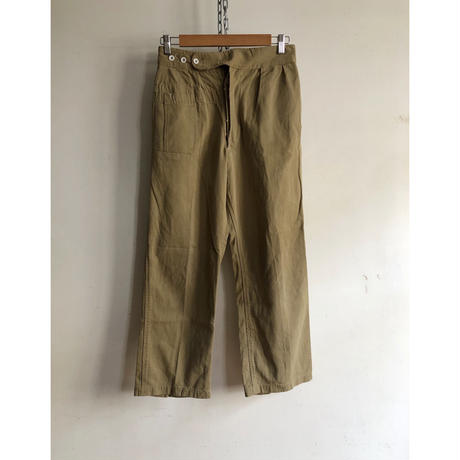40's Royal Indian Army KD Trousers