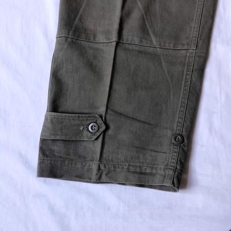 60's M47 Field Trousers 13.