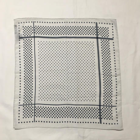 ALEX MILL Dots Bandana