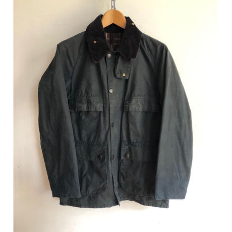 80's Barbour Old Bedale 36