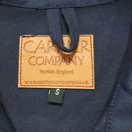 CARRIER COMPANY Norfolk Work Jacket NAVY