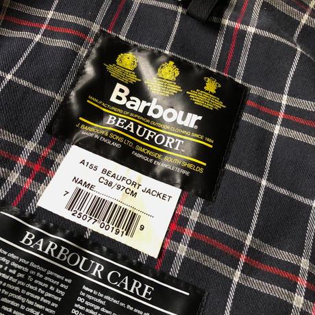 90's Barbour Beaufort 38