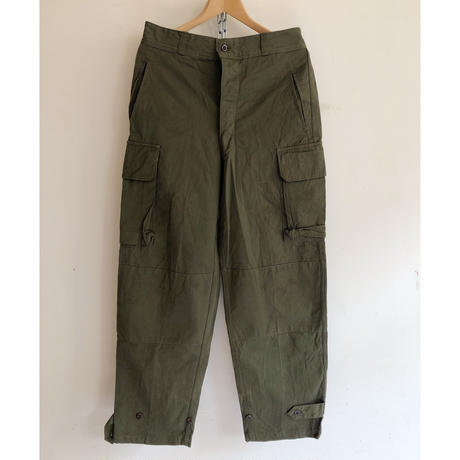 "60's M47 Field Trousers ""33""  Mint Condition"