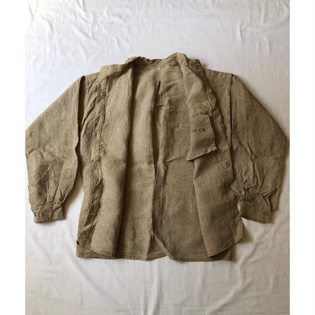〜1930's French Military Bourgreon Jacket