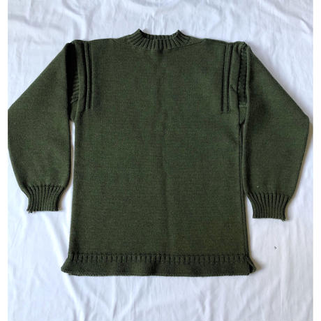 """Vintage Guernsey Sweater Made From """"Summit Sports"""""""