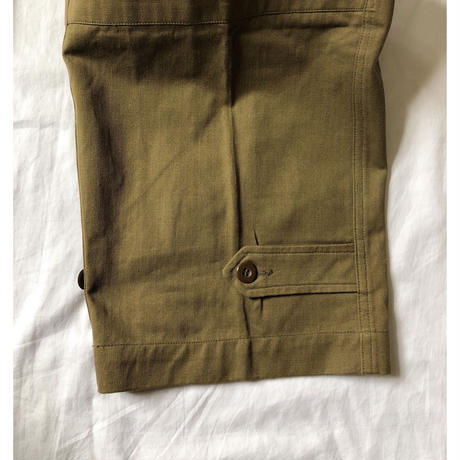 "60's French Army M47 Field Trousers ""33"" Dead Stock"