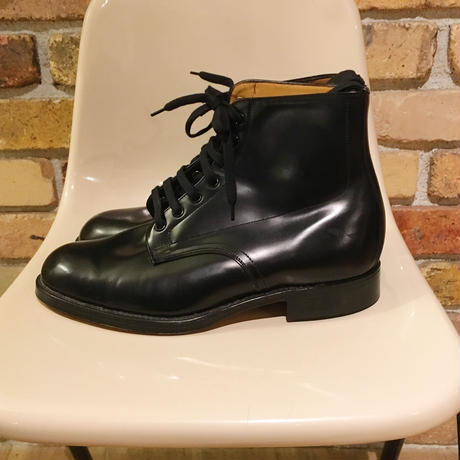 90's  Dead Stock SANDERS Military Derby Boots