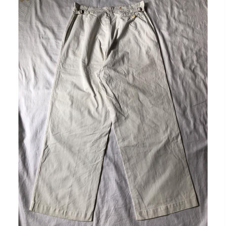 1930's French Army Officer Trousers