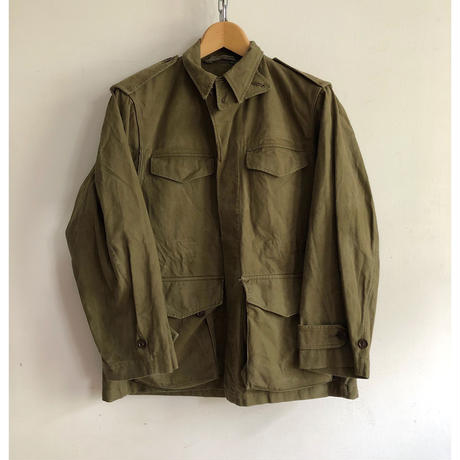 """50's French Army M47 Field Jacket Good Condition """"22""""/1"""