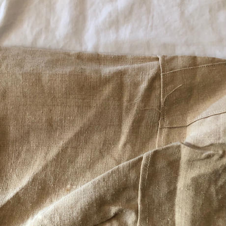 〜1930's French Military Bourgeron Smock Dead Stock