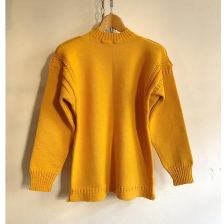 "Vintage Guernsey Sweater Made From ""Summit Sports"""