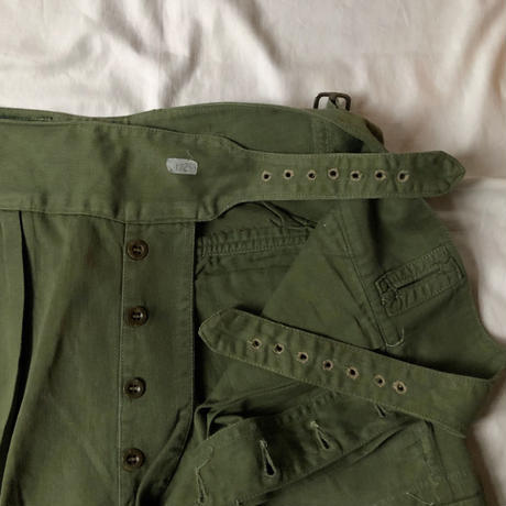 1952 Royal Army Gurkha Trousers