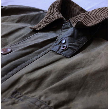"80's Barbour ""Old Bedale"" 36"