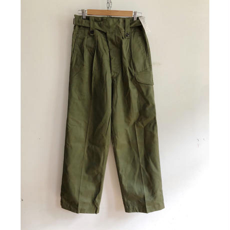 1964 Royal Australian Army Gurkha Trousers Dead Stock/2