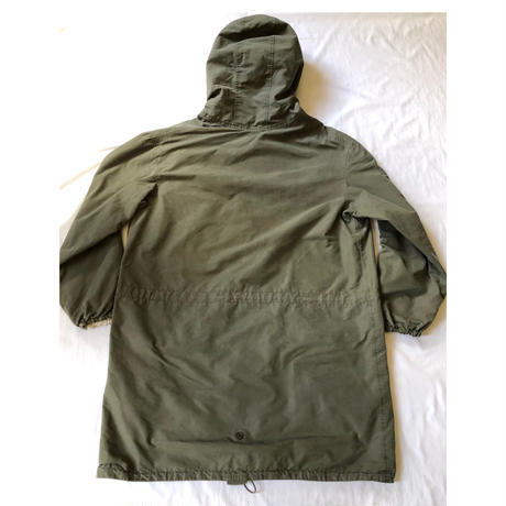 "60's French Army Mountain Smock ""Reversibled Pattern""/2"
