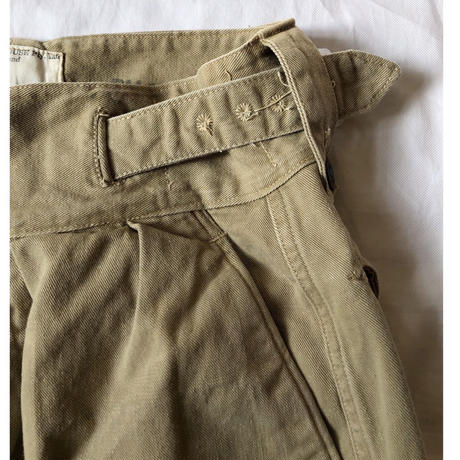 1954 Royal Australian Army Gurukha Trousers/4