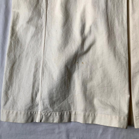 〜Later 50's Euro Natural Cotton Work Coat