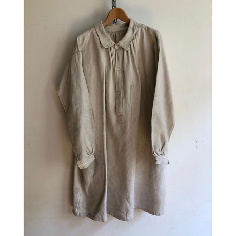 """〜1930's Painter Smock Made by """"Belle Jardiniere"""""""