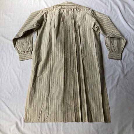30's Cotton Flannel Farmers Smock Dead Stock/1