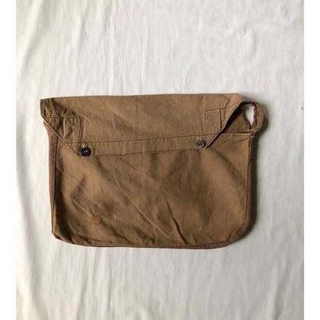 40's French Army Musette Bag (Lil Big Size)