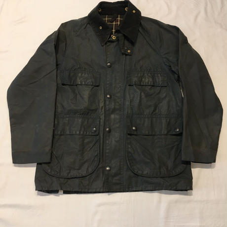 "80's 2 Crest Barbour Old ""BEDALE""  38"