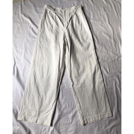1930's French Army Officer Trousers Exellent Condition.