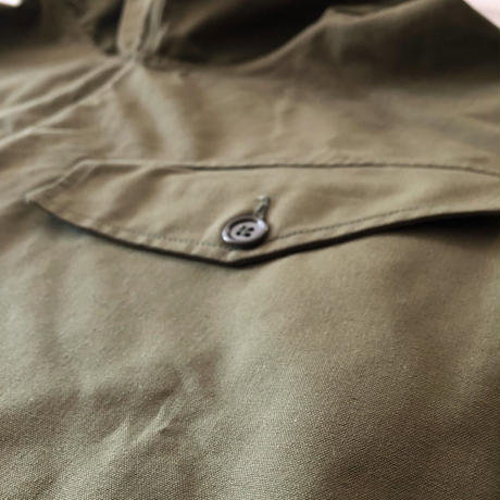 50's French Army Military Smock Dead Stock
