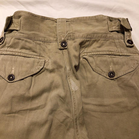 "1954 Royal Australian Army Issue ""Grukha"" Trousers/6"