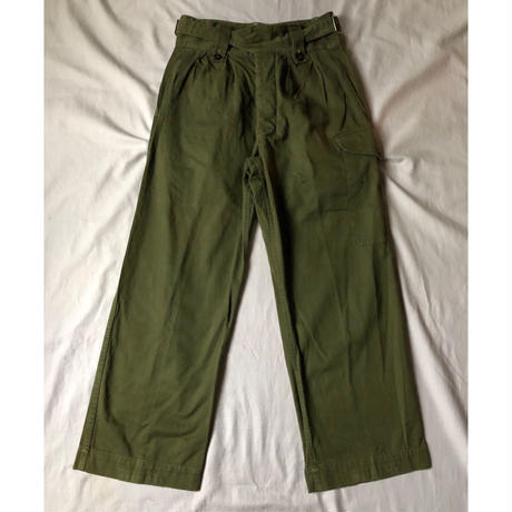1963 Royal Australian Army Gurkha Trousers Good Condition