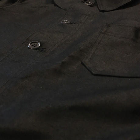 "40's〜50's Black Moleskin Coverall ""Mint Condition"""