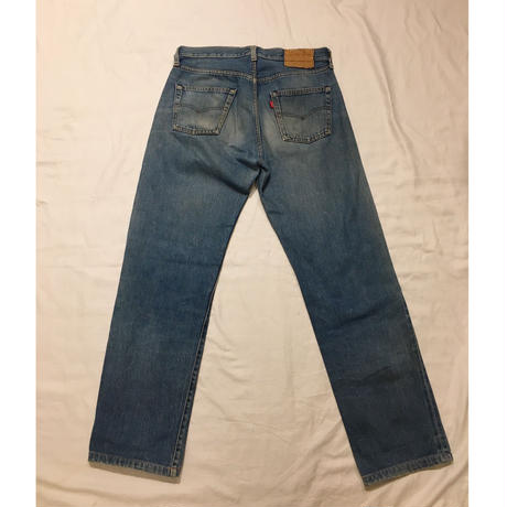 80's Levis 501 Red Line 32×30
