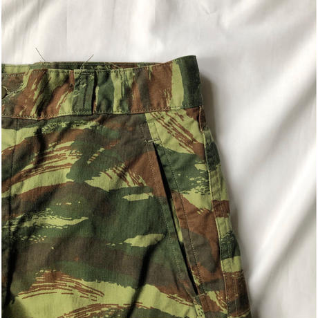 "70's Lizard Striped M47 Field Trousers For ""Foreigner Unit"""
