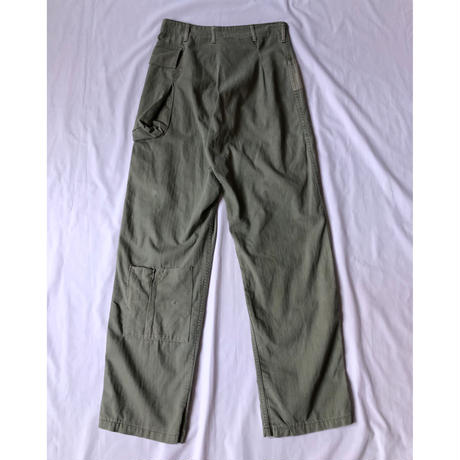 1942's Made From US Army For British Army HBT Combat Trousers