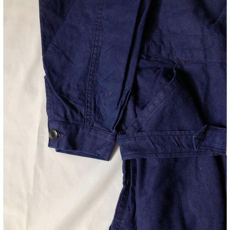 """Early 50's """"Le Populaire"""" Cotton Overall"""